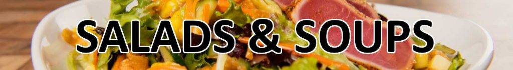 Surge Family Friendly Restaurant Salads and Soups