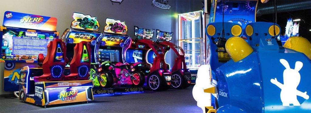 surge entertainment center arcade birthday parties